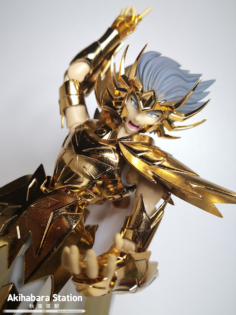 Review del Saint Cloth Myth EX Cancer Deathmask OCE de Saint Seiya - Tamashii Nations