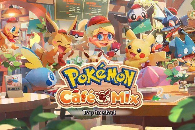 Pokémon Café Mix - Ένα νέο δωρεάν εθιστικό παιχνίδι παζλ για κινητά από την Nintendo