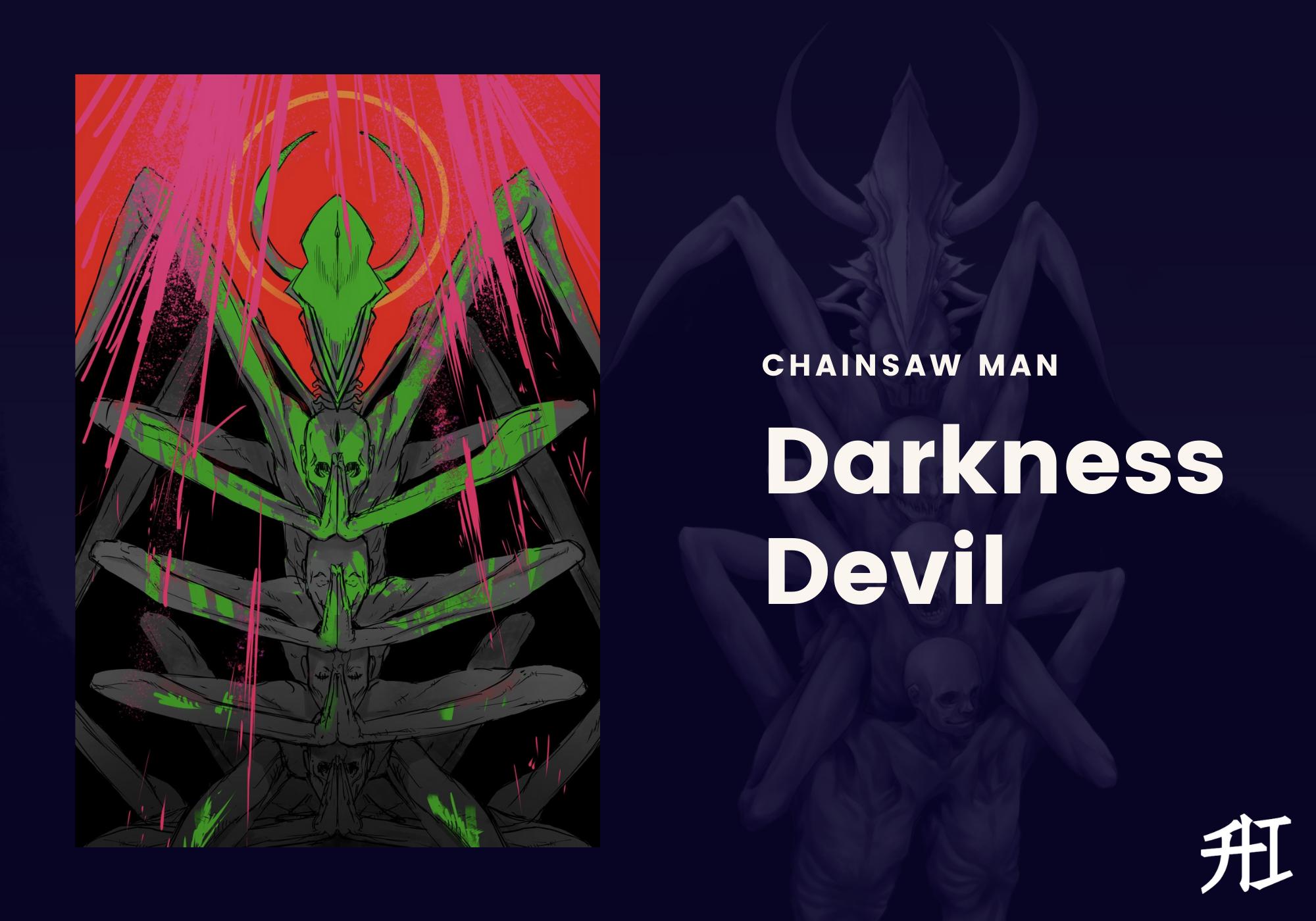 Darkness Devil chainsaw man