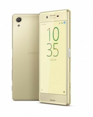 Spesifikasi dan Harga Sony Xperia XA Terlengap