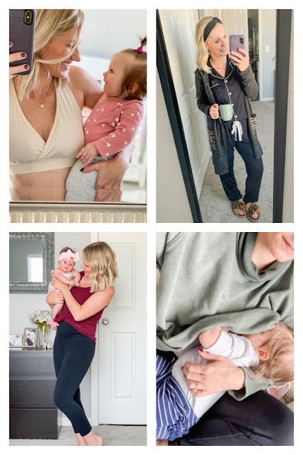 My Must Have Breastfeeding Clothes