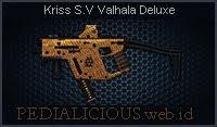 Kriss S.V Valhala Deluxe