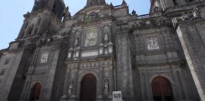 La Elegante Catedral Metropolitana de La Ciudad de México