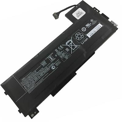 11.4V 90Wh VV09XL batterij voor HP ZBook 15 17 G3 HSTNN-DB7D 808398-2C1 808452-001