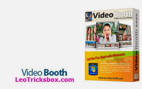 PC Software : Video Booth Pro 2.5.9.8 For Windows + Crack 1