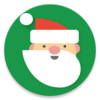Logo Sigue a Papá Noel
