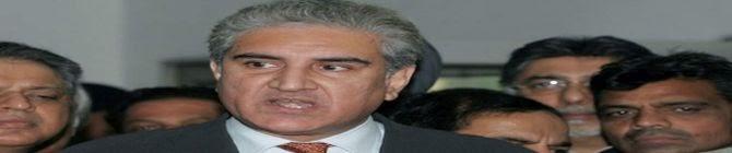 Onus On India To Create 'Conducive Environment' For Talks, Pakistan FM Qureshi Writes To UN