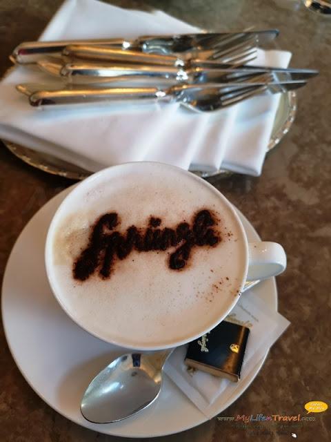 Zurich 浪漫自助餐早餐