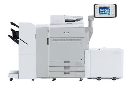 Canon Color Press Digital Presses C710 Driver