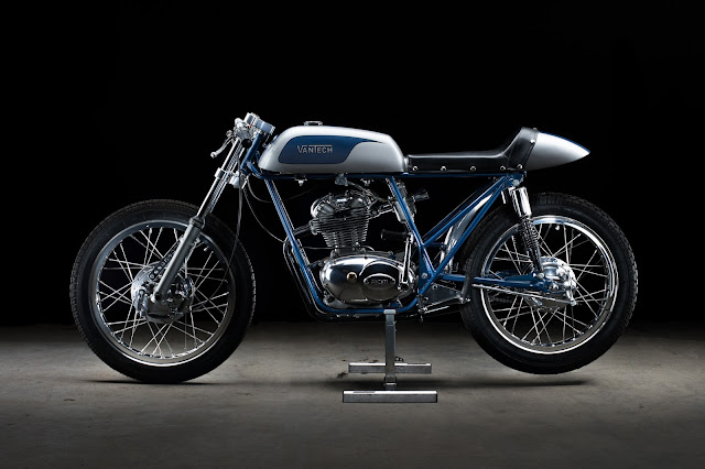 Ducati Monza 1966 By Vantech Hell Kustom