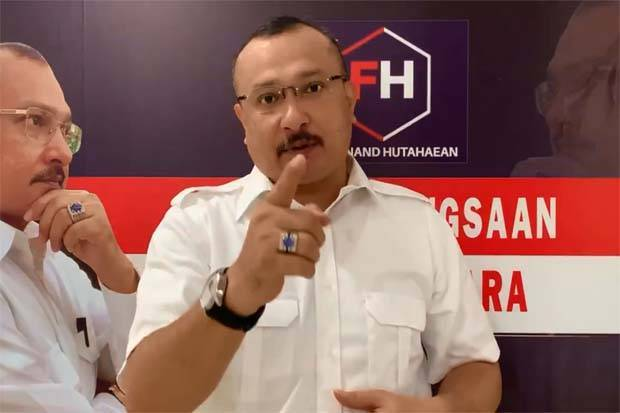Ferdinand Curiga Usulan Lockdown Sengaja Digaungkan Agar Mudah Jatuhkan Jokowi
