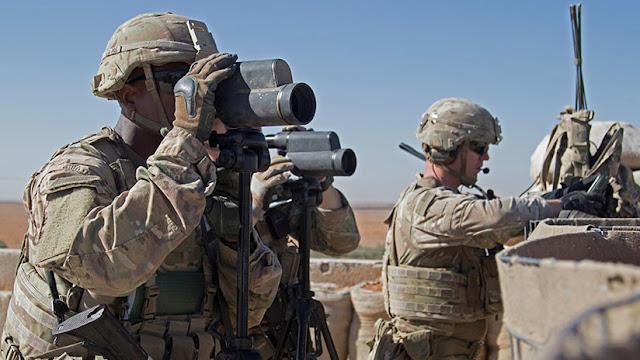Rusia: Las tropas de EE.UU. cooperan con milicianos terroristas en la zona de Al-Tanf en Siria