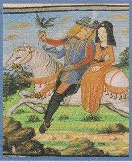 #Romanceiro, Composições Poéticas do folclore Espanhol