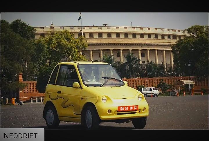 EVs in India