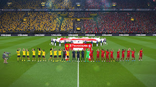 This mods change default gate in Bundesliga, made by RND Creative PES for PC.