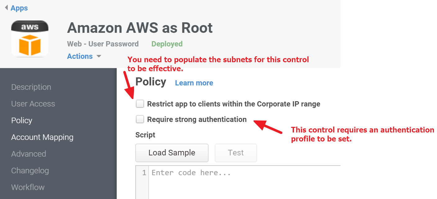 centrifying: A Playbook to secure your Amazon AWS