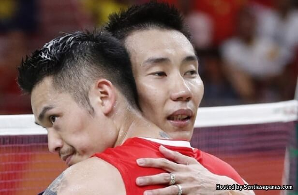 Lee Chong Wei vs Lin Dan