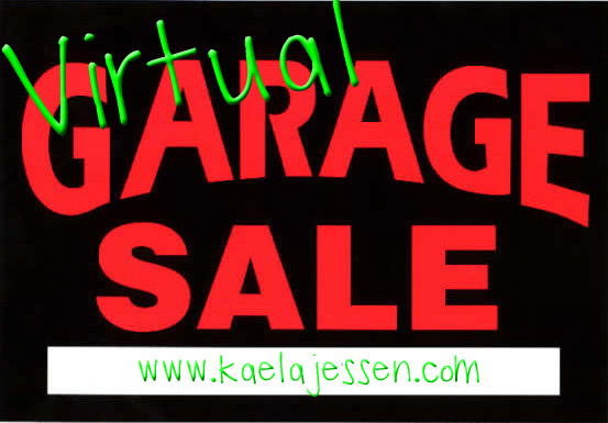virtual online yard sale ads