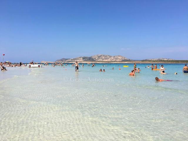 Spiaggia la Pelosa, Sardinia Italy