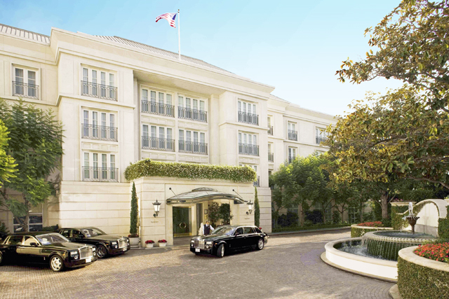 The Belvedere at The Peninsula Beverly Hills