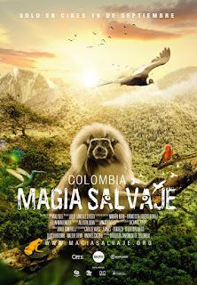 Resultado de imagen para colombia magia salvaje SINOPSIS