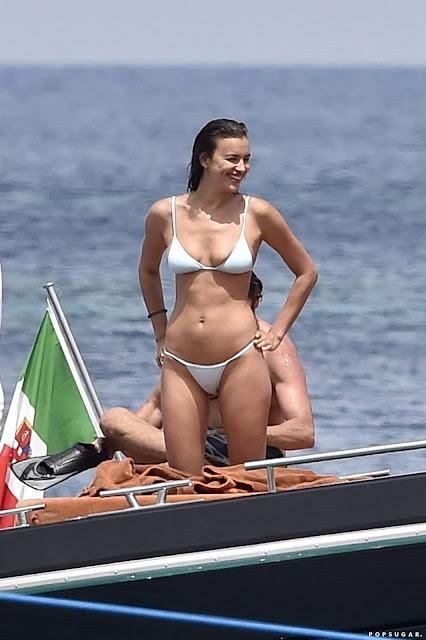 10 Irina Shayk Hot Pics Actress Trend