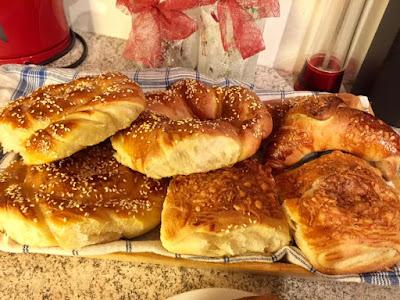 [ بالصور ] طريقة عمل خبز خفيف جدا يمكن استعماله لوصة الكرواسون