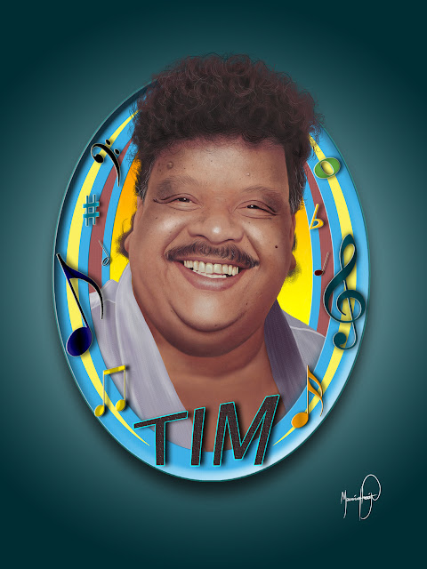 TIM - PINTURA - ART DIGITAL - MAURÍCIO FORTUNATO ARAÚJO