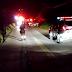 Colisão entre dois carros deixa uma pessoa ferida na PB 395 no distrito de Pilões, no município de Triunfo.