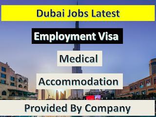 JObs In UAE, Dubai Jobs 2019,