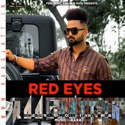 Red Eyes by Navjot Lambar lyrics