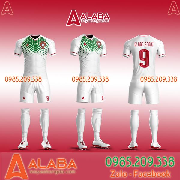 Áo bóng đá đội Bồ Đào Nha 2020