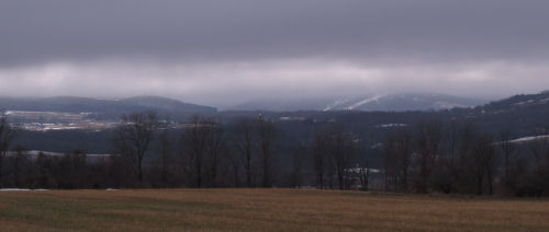 New York hills