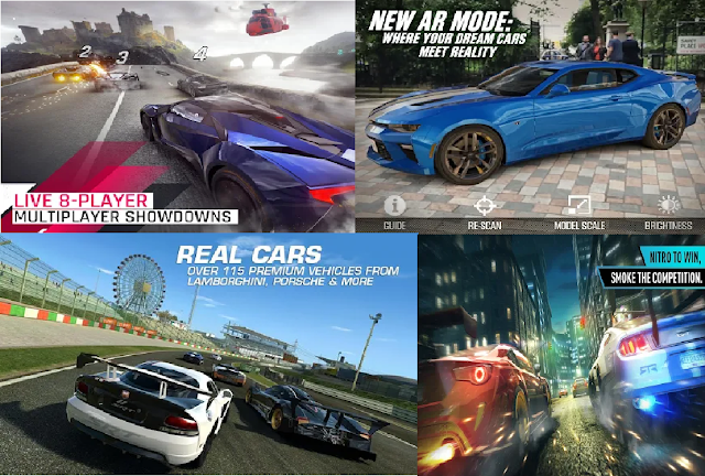 Top 5 Best Racing Games For Android Phone in 2019