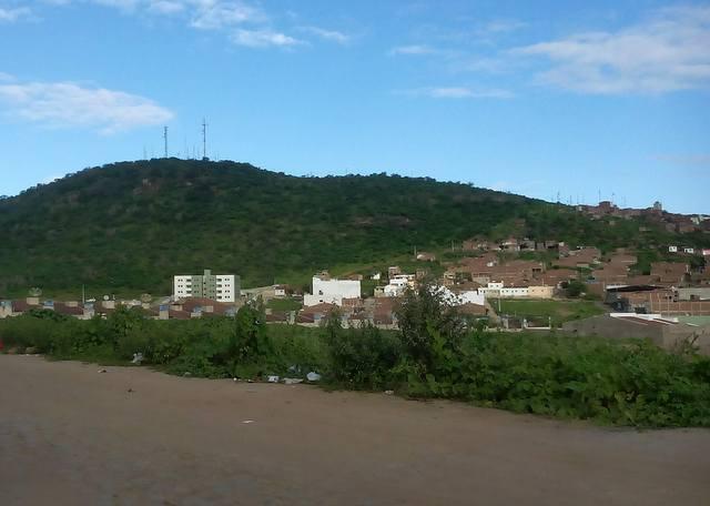Projeto pretende incluir área de preservação ao perímetro urbano, em santa Cruz do Capibaribe