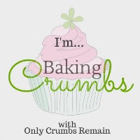 Baking Crumbs with Only Crumbs Remain