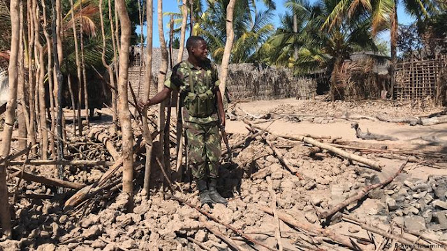"""Ataques em Cabo Delgado: Soldados """"fogem com medo"""" dos insurgentes"""