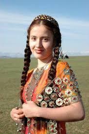 <h1>Women in Turkmenistan</h1>
