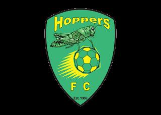 Hoppers FC Logo Vector
