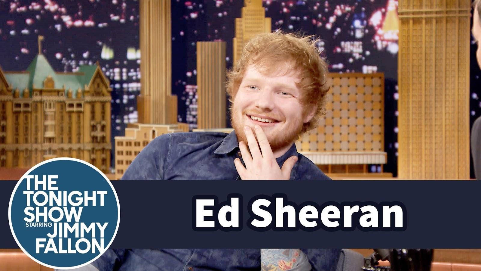 Lirik Lagu Dan Kunci Gitar Ed Sheeran