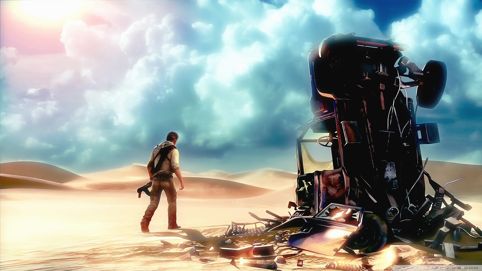 all new pix1: Wallpaper Uncharted 3 Hd Uncharted 3 Drakes Deception Wallpaper