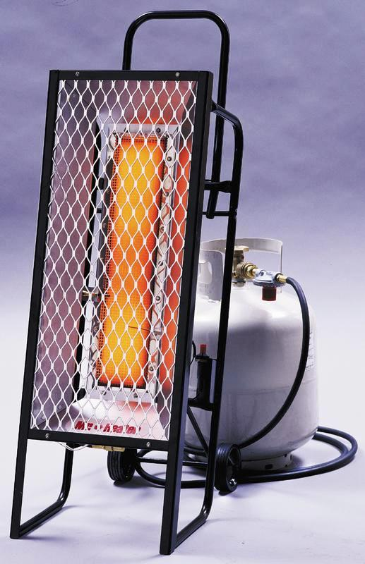 Propane Radiant Heater >> Outdoor Kitchen: Radiant Heater, Infrared Tube Heater And LP Gas Level Gauge