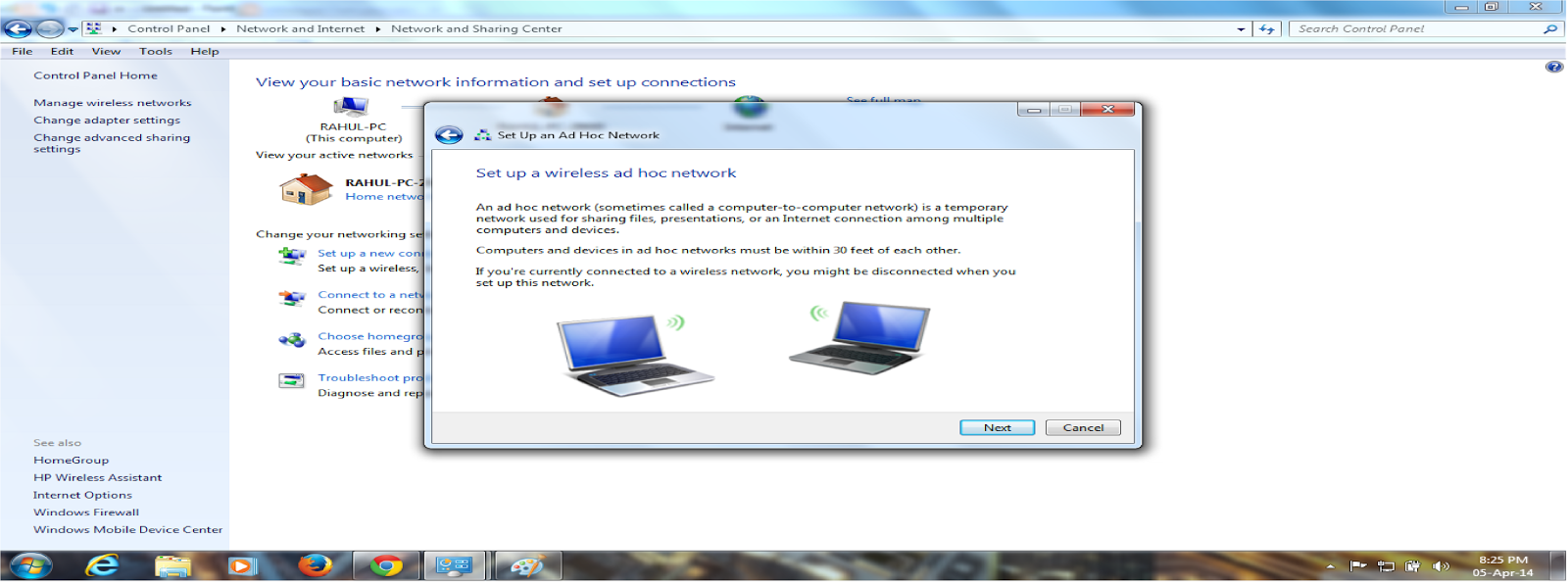 how to turn your windows 7