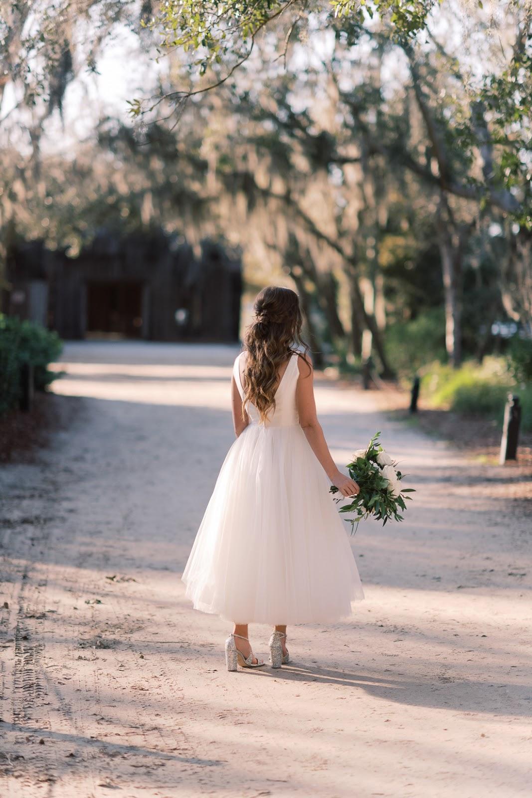 Wedding at Boone Hall Plantation - Chasing Cinderella