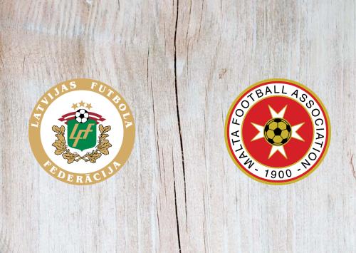 Latvia vs Malta -Highlights 13 October 2020