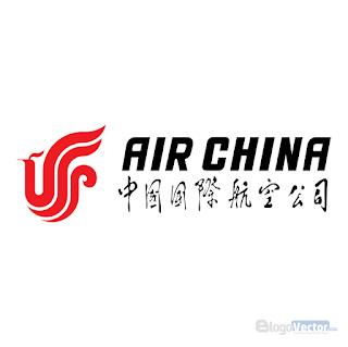 Air China Logo vector (.cdr)