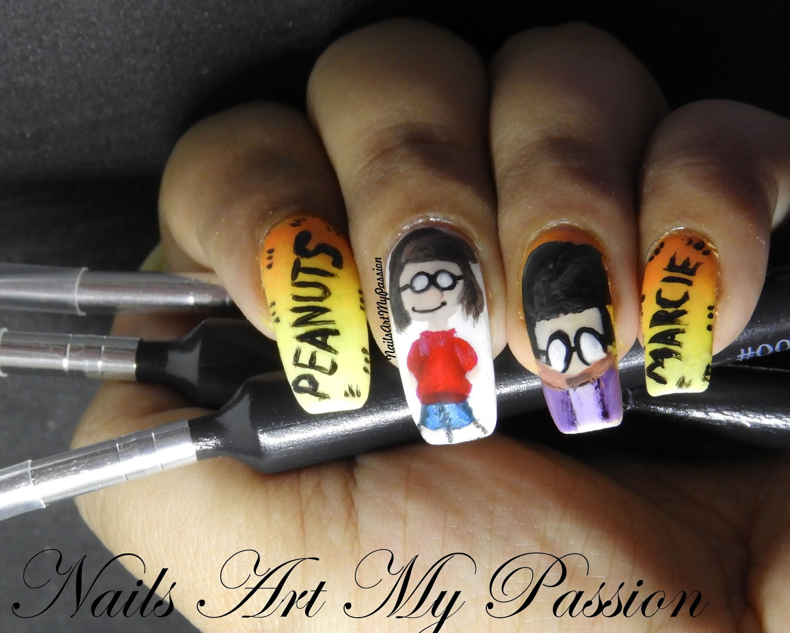 Nail Art My Passion 2017