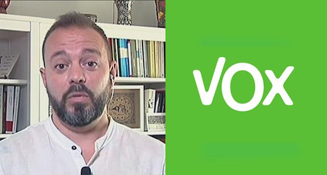 Vox se querella contra el periodista Antonio Maestre por injurias y calumnias