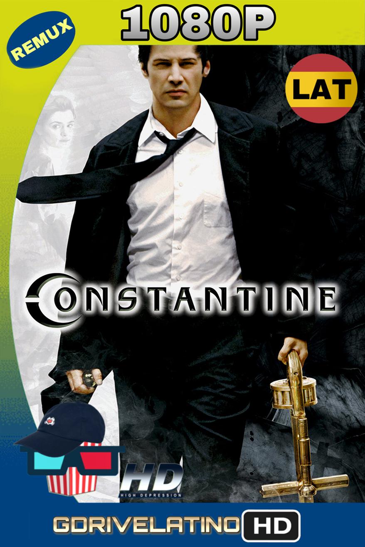 Constantine (2005) REMUX 1080p (Latino-Inglés) MKV