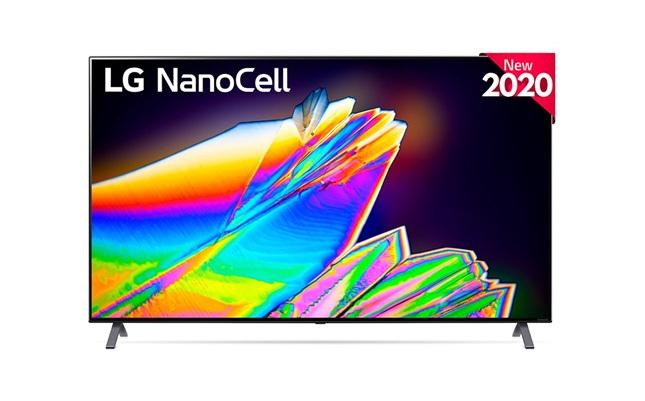 LG 65NANO956NA: Smart TV 8K con webOS 5.0, HDR Dolby Vision IQ y conectividad HDMI 2.1